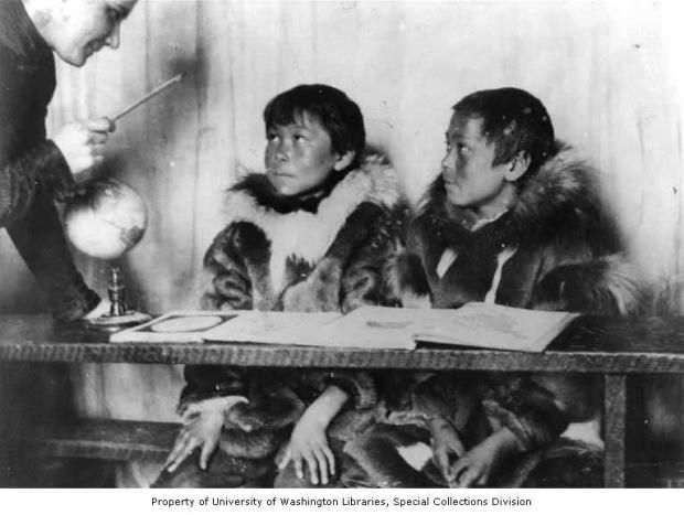 Historical Analysis of the Forced Assimilation of Native Alaskan youths in Boarding Schools and Homes(2020)